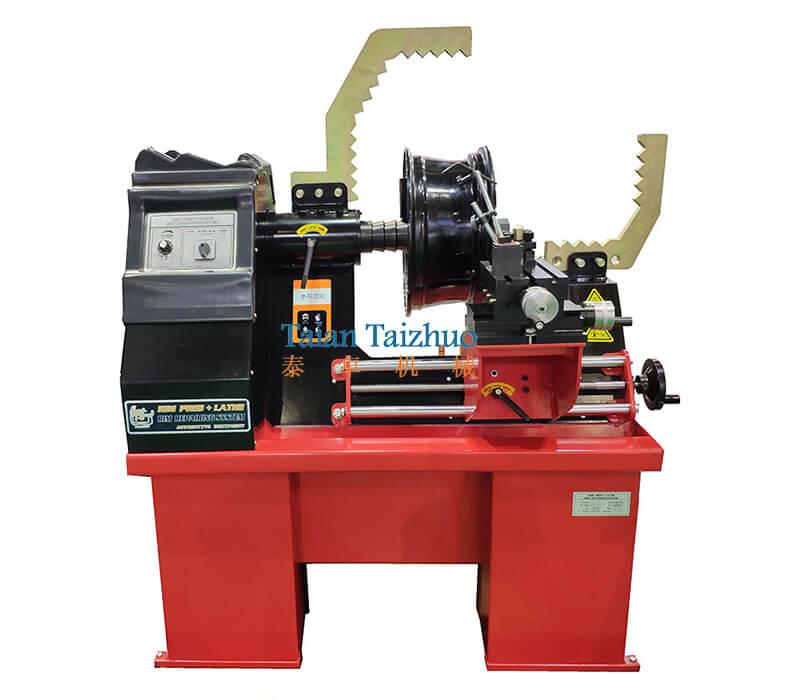 Wheel Straightening Machine (2)