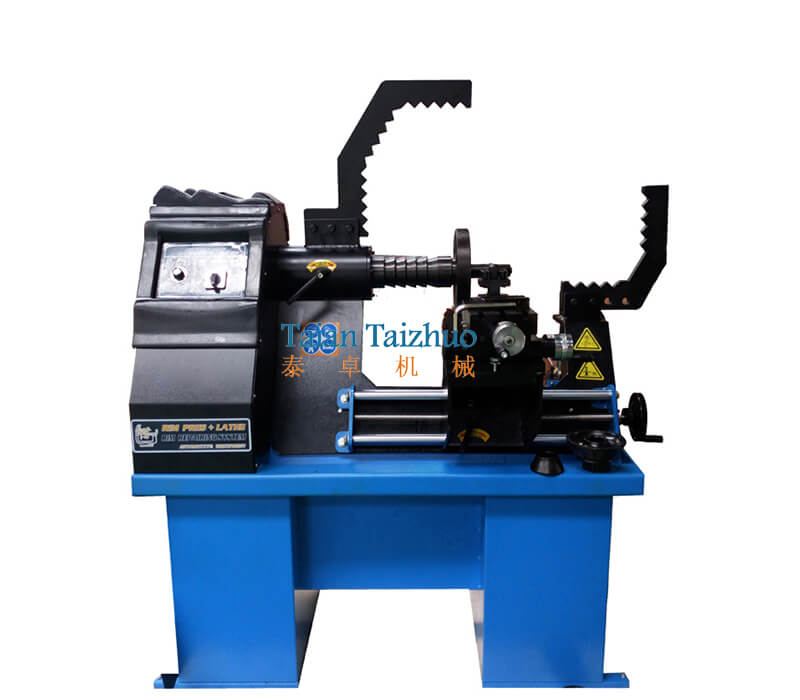 Wheel Straightening Machine (3)