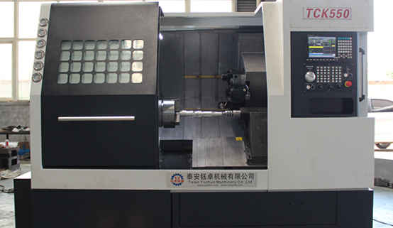 TCK550 slant bed cnc lathe machine